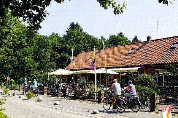 Camping Zonnekamp Boskefe Terras