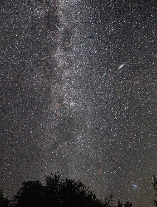 De Melkweg - Fotograaf Jorgen van Meijbeek
