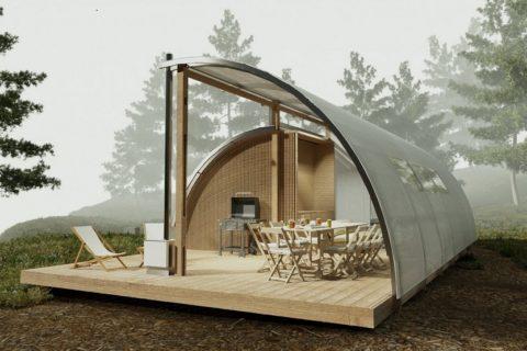 Camping Reeenwissel Paardenlodge
