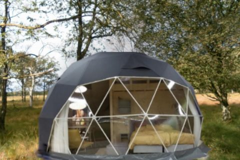 Glamping Reeenwissel Round Holly